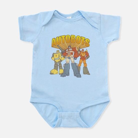 Transformers Autobots Infant Bodysuit