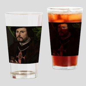 Portrait of Francisco de los Cobos  Drinking Glass