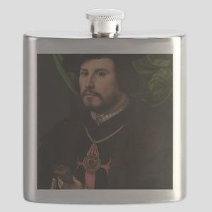 Portrait of Francisco de los Cobos y Molina  Flask