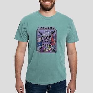 Transformers Decepticons Mens Comfort Colors Shirt