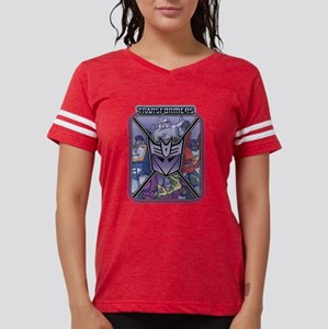 Transformers Decepticons Womens Football Shirt