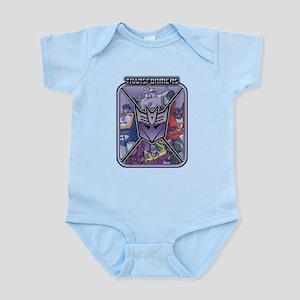Transformers Decepticons Infant Bodysuit