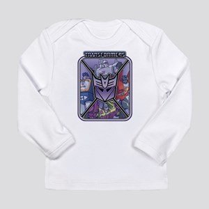 Transformers Decepticon Long Sleeve Infant T-Shirt