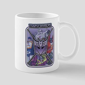 Transformers Decepticons 11 oz Ceramic Mug