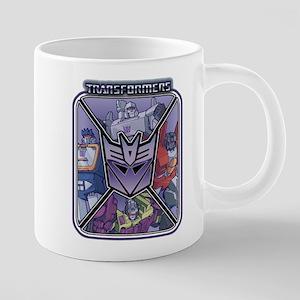 Transformers Decepticons 20 oz Ceramic Mega Mug