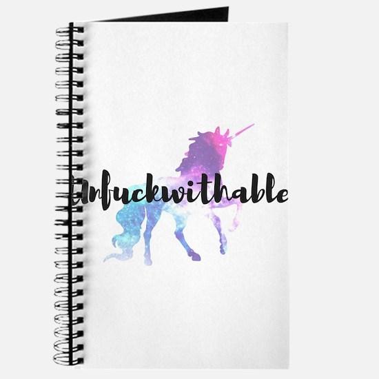 Unfuckwithable Journal