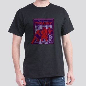 Transformers Tyranny Dark T-Shirt