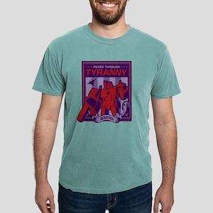 Transformers Tyranny Mens Comfort Colors Shirt