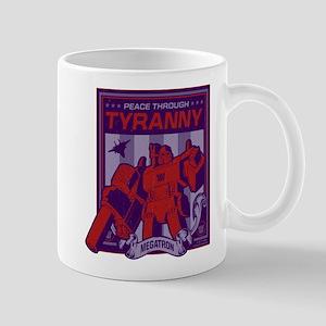 Transformers Tyranny 11 oz Ceramic Mug