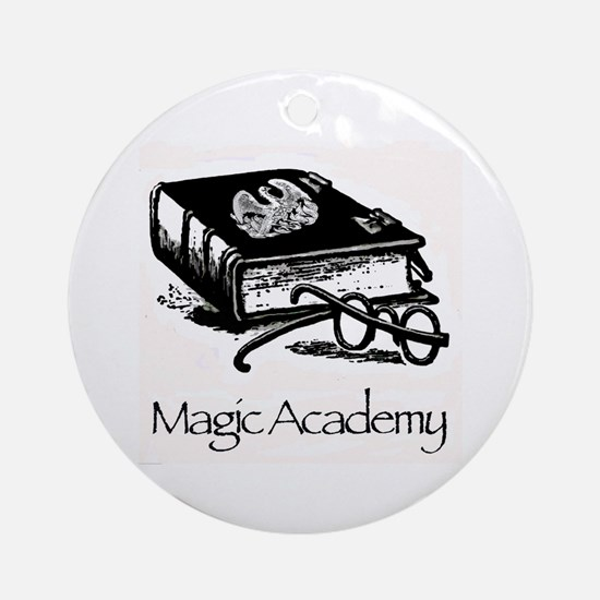 Magic Academy Ornament (Round)
