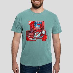 Transformers Optimus Pri Mens Comfort Colors Shirt