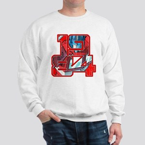 Transformers Optimus Prime 1984 Sweatshirt