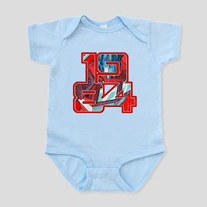Transformers Optimus Prime 1984 Infant Bodysuit