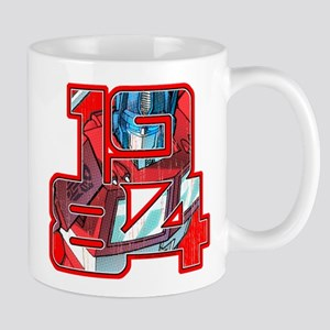 Transformers Optimus Prime 1984 11 oz Ceramic Mug