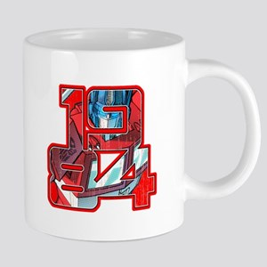 Transformers Optimus Prime 20 oz Ceramic Mega Mug