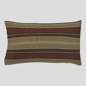 Mid Century Modern Stripes Pillow Case