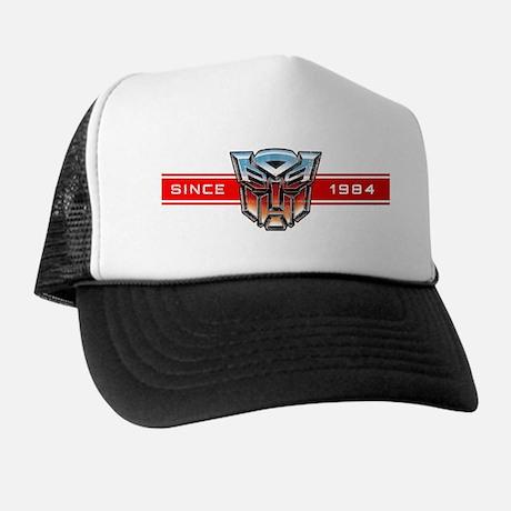Transformers Autobots 1984 Trucker Hat