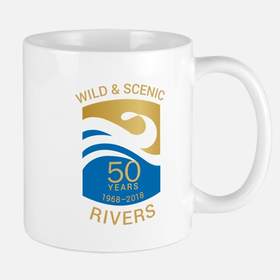 Rivers 50th Mugs