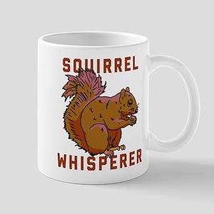 Squirrel Whisperer 11 oz Ceramic Mug