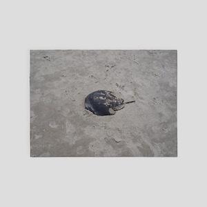 Sullivan's Island Horseshoe Crab 5'x7'Area Rug