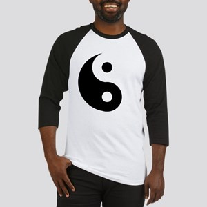 Yin & Yang (Traditional) Baseball Jersey