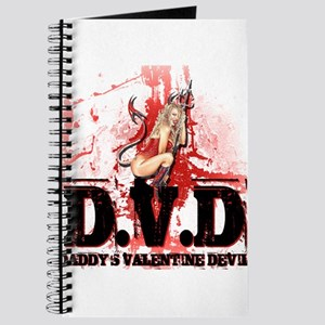 Daddy's Valentine Devil Journal