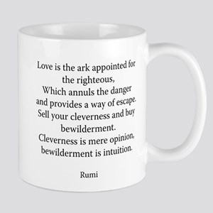 The Masnavi, Book IV, Story II Mugs