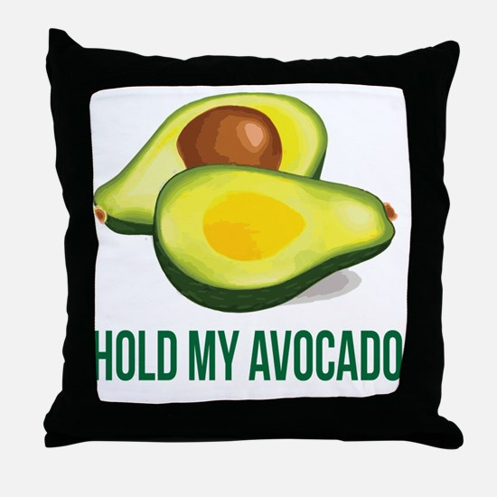 Cute Vegetables Throw Pillow