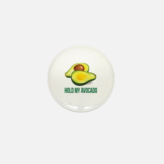 Unique Vegetables Mini Button