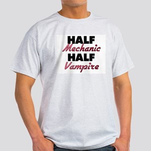 Half Mechanic Half Vampire T-Shirt