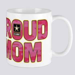 U.S. Army Proud Mom 11 oz Ceramic Mug
