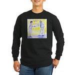 First Impressions Long Sleeve Dark T-Shirt