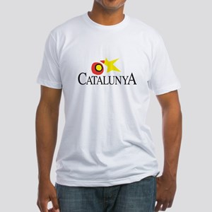 Catalunya - Catalonia Fitted T-Shirt