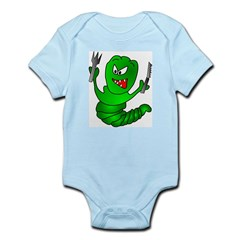 The Original Angry Infant Bodysuit