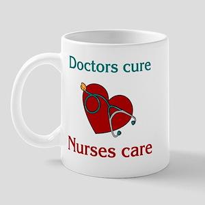 Nurses Care Mug