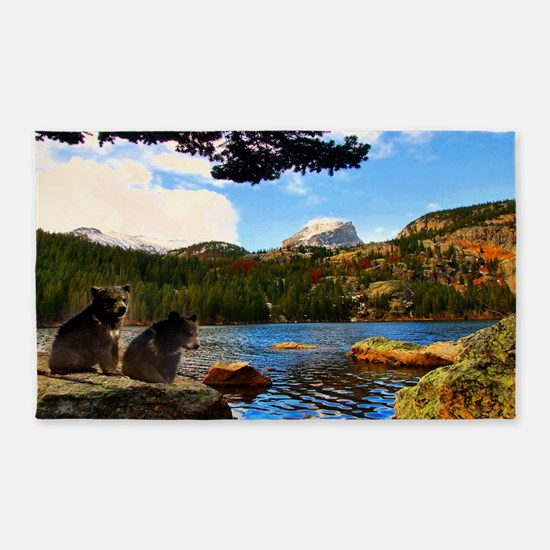 Bear Lake 3'x5' Area Rug