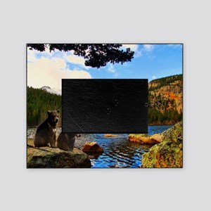 Bear Lake Picture Frame