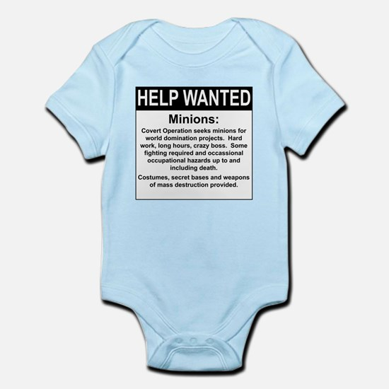 HelpWanted Body Suit