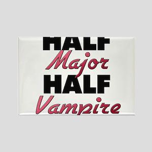 Half Major Half Vampire Magnets