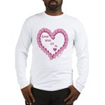 Memory Rose Heart Valentine Long Sleeve T-Shirt