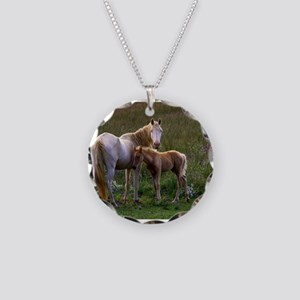 Mare and Foal Necklace