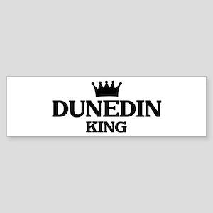 dunedin King Bumper Sticker