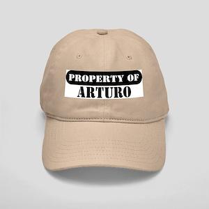 Property of Arturo Cap