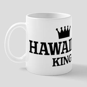 hawaiian King Mug