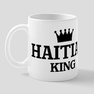 haitian King Mug