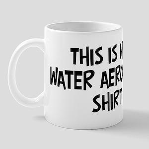 My Water Aerobics Mug