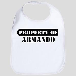 Property of Armando Bib
