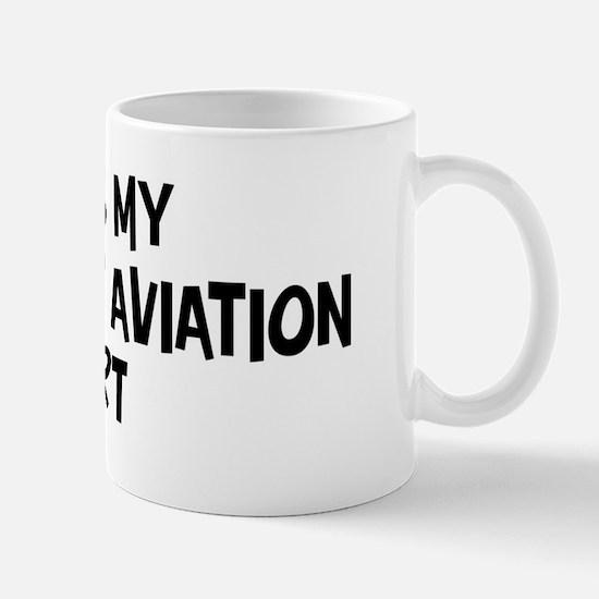 My Ultralight Aviation Mug