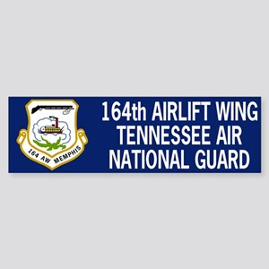 164th Airlift Wing Bumper Sticker