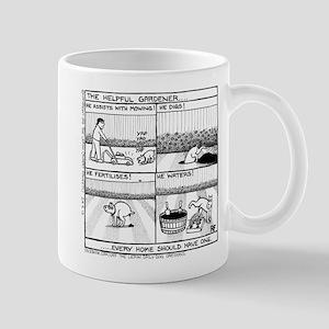 The Helpful Gardner - Mug